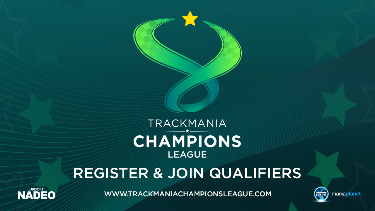 Take part in the official Trackmania Champions League run by Ubisoft