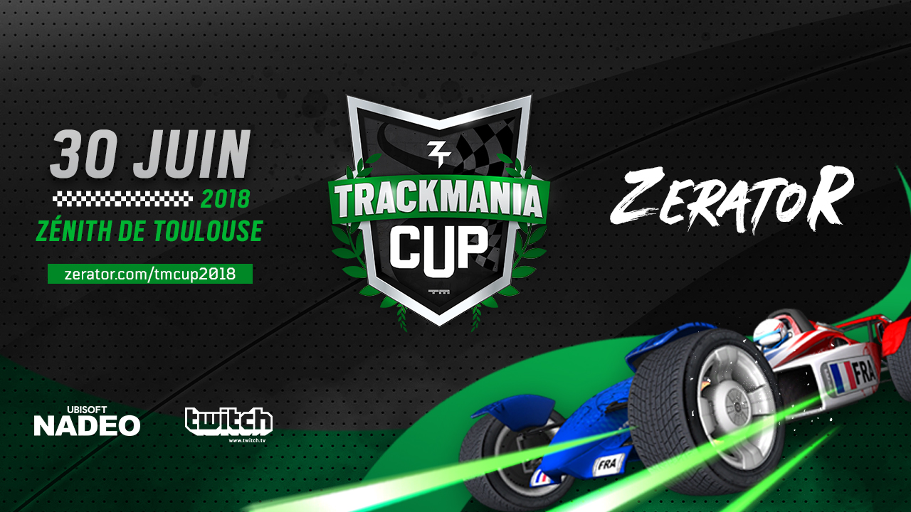TRACKMANIA TÉLÉCHARGER MAP 2018 ZRT CUP
