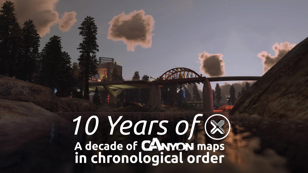 10 Years of ManiaExchange