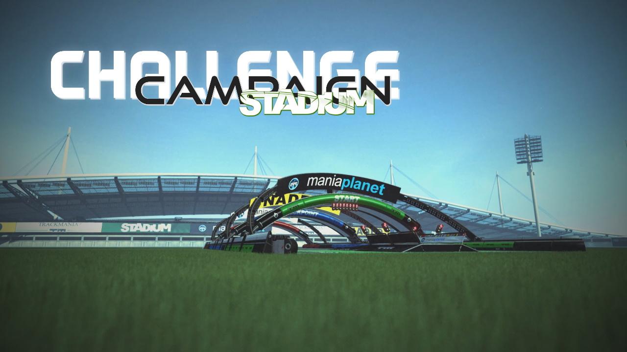 CHALLENGE STADIUM CAMPAIGN