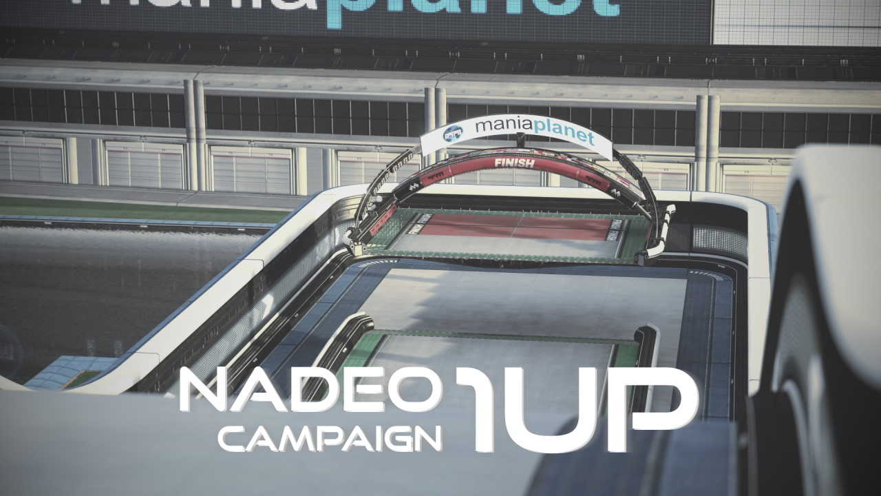 NADEO 1UP CAMPAIGN