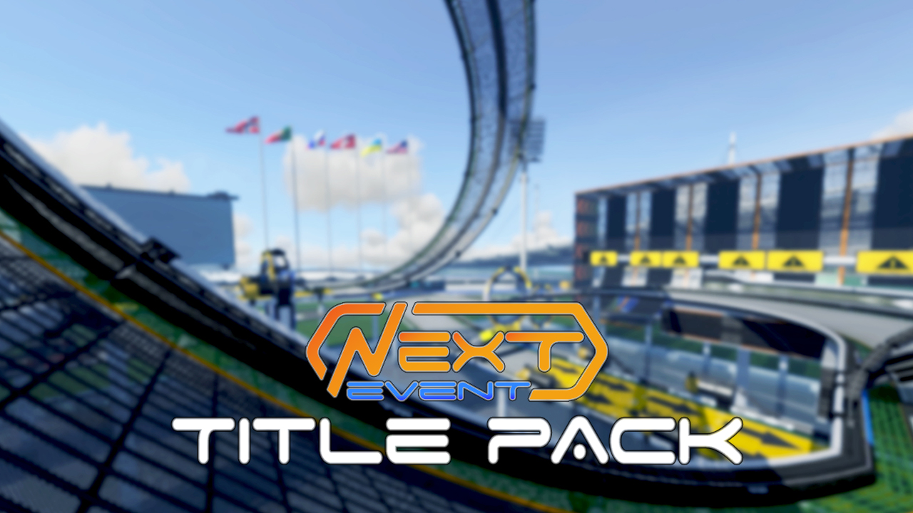Next'Event  Title Pack