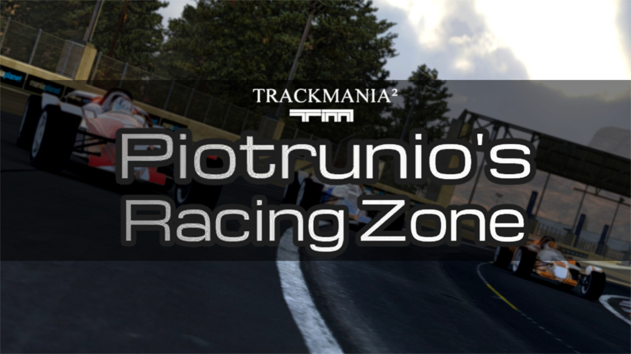 Piotrunio 🎮's Racing Zone