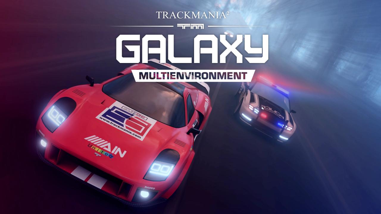 TrackMania² Galaxy