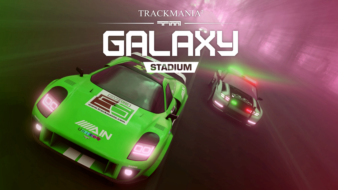 TrackMania² Galaxy (Stadium)