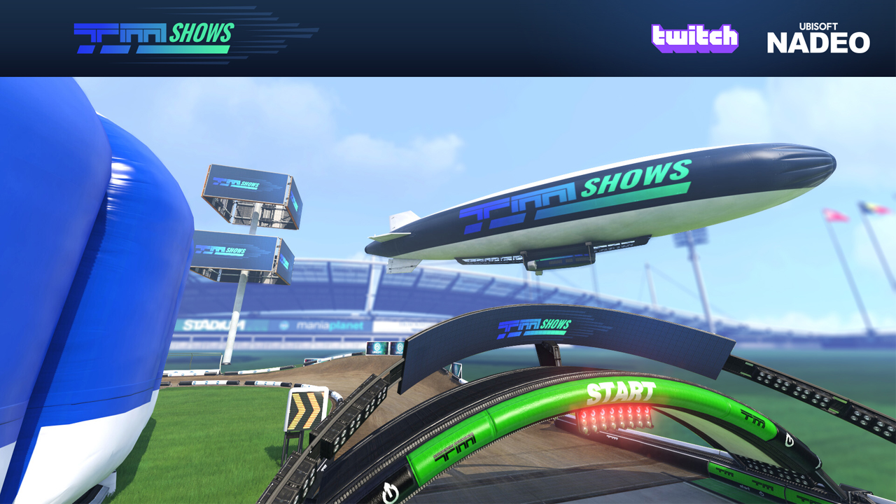 Trackmania Shows