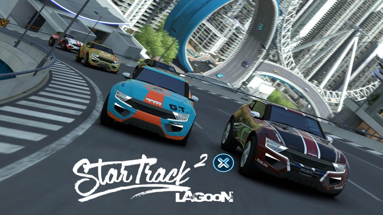 StarTrack² - Lagoon