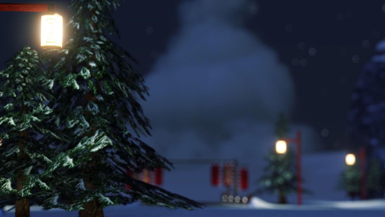 TrackMania² Snow
