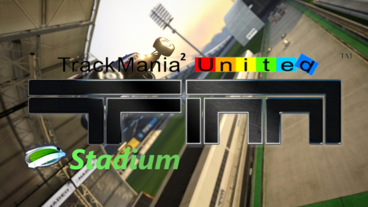 TrackMania² UNITED Stadium