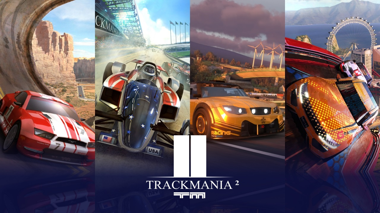 TrackMania² Multienvironment