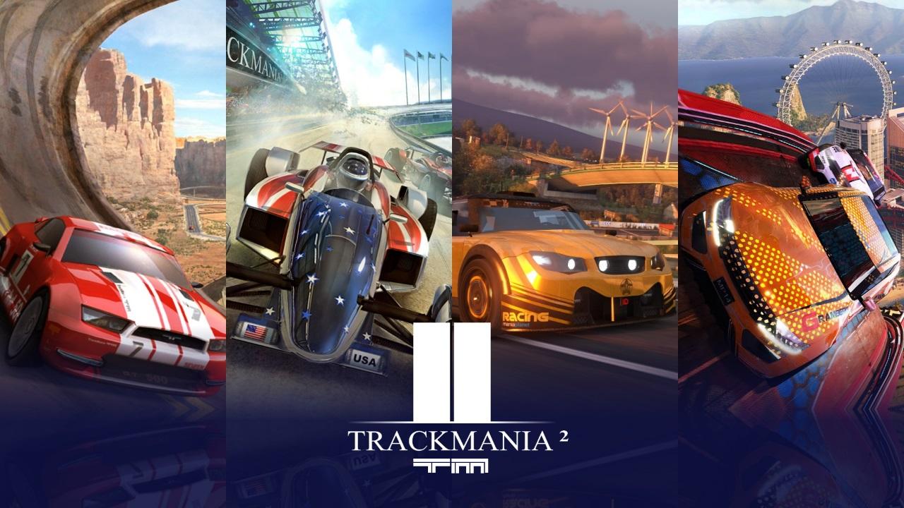 TrackMania² Multienvironment