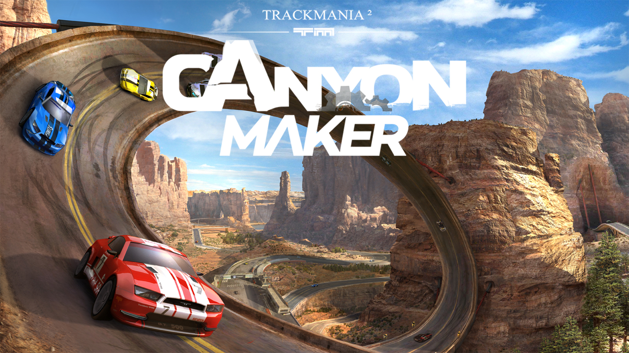 TM² CANYON Maker