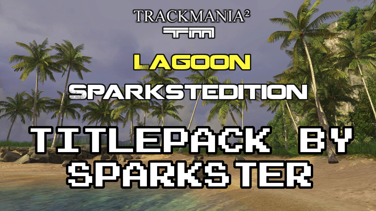 TM² Lagoon Sparkstedition