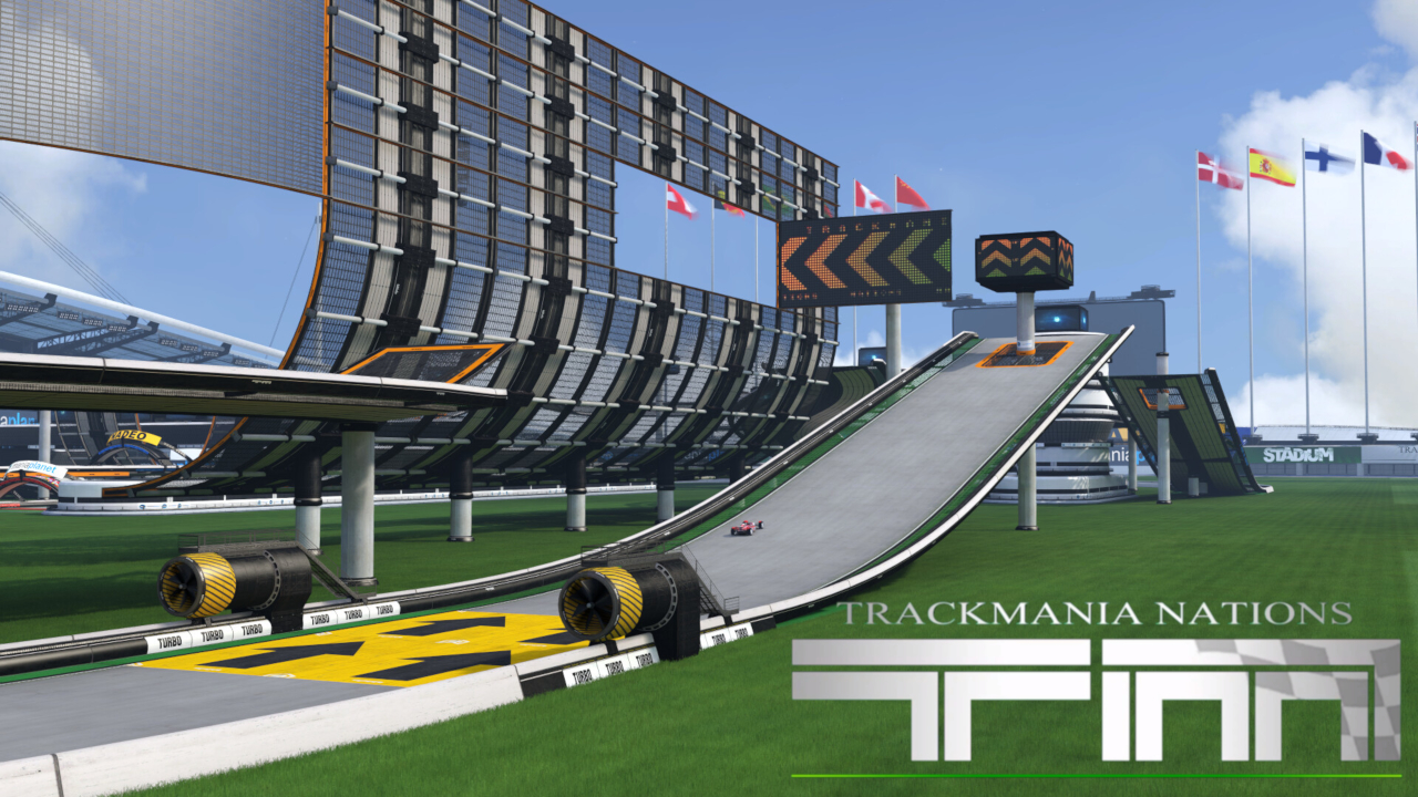 TrackMania² Nations