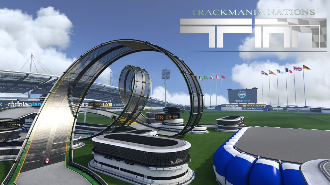 TrackMania² Nations Bonus