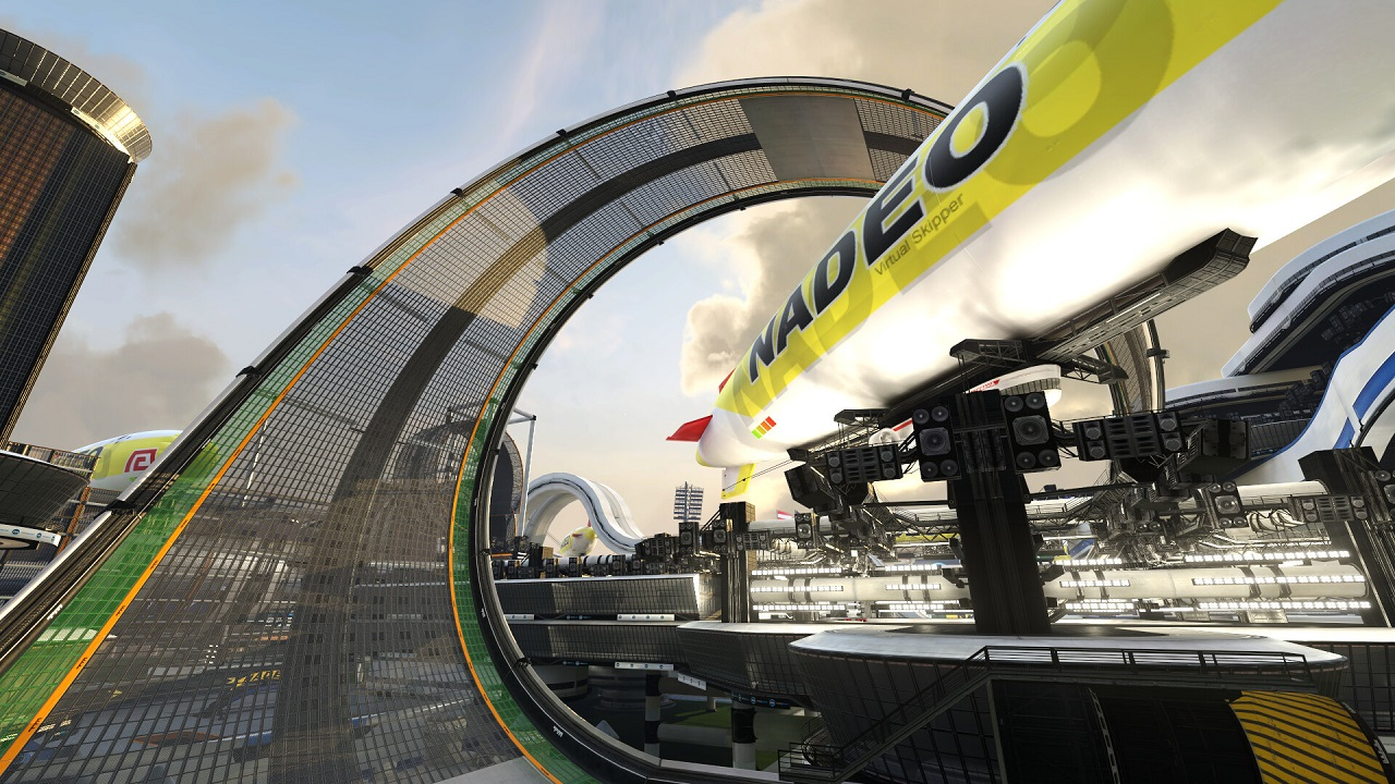 TrackMania in my eyes