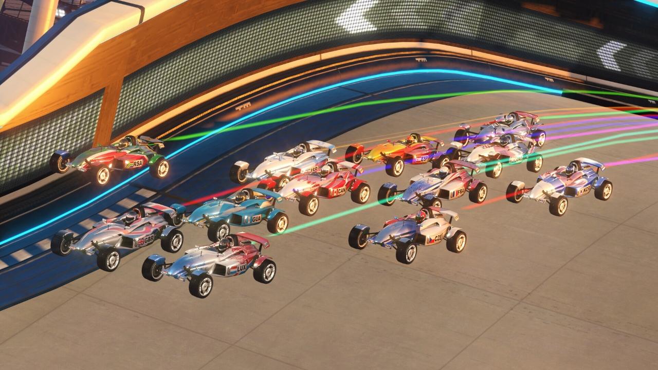 Trackmania² No CP