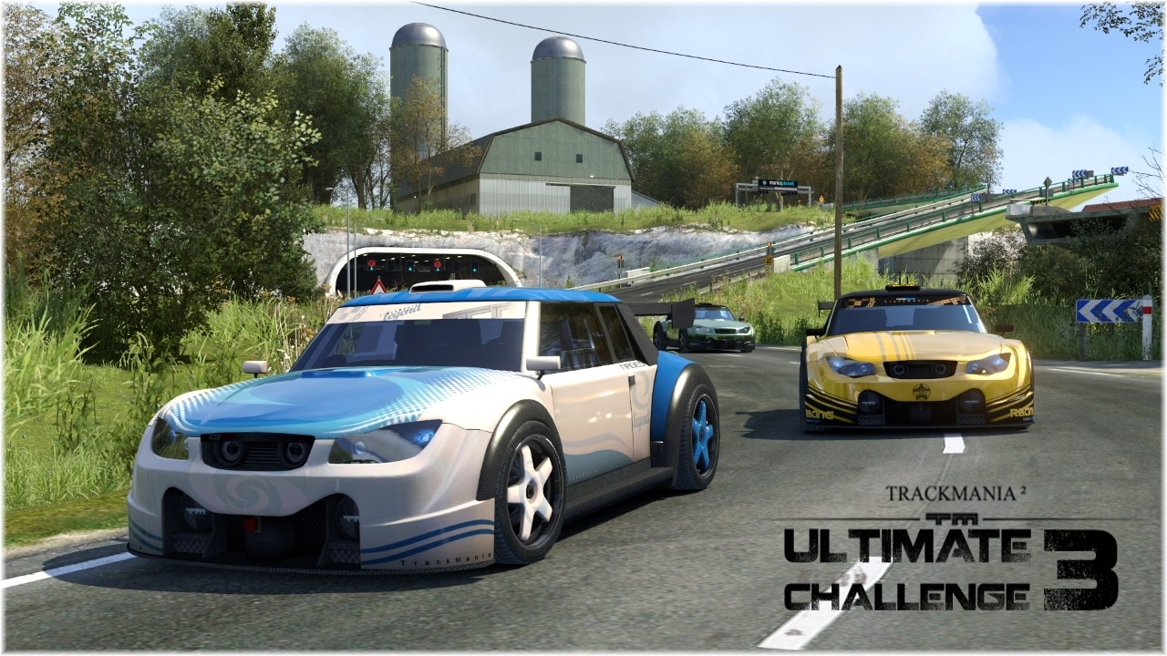 Ultimate Challenge 3