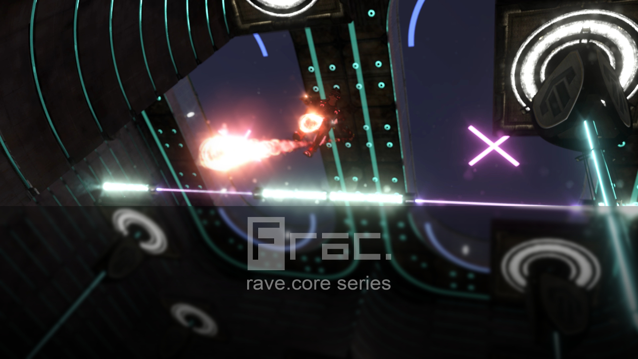 frac. rave.core series